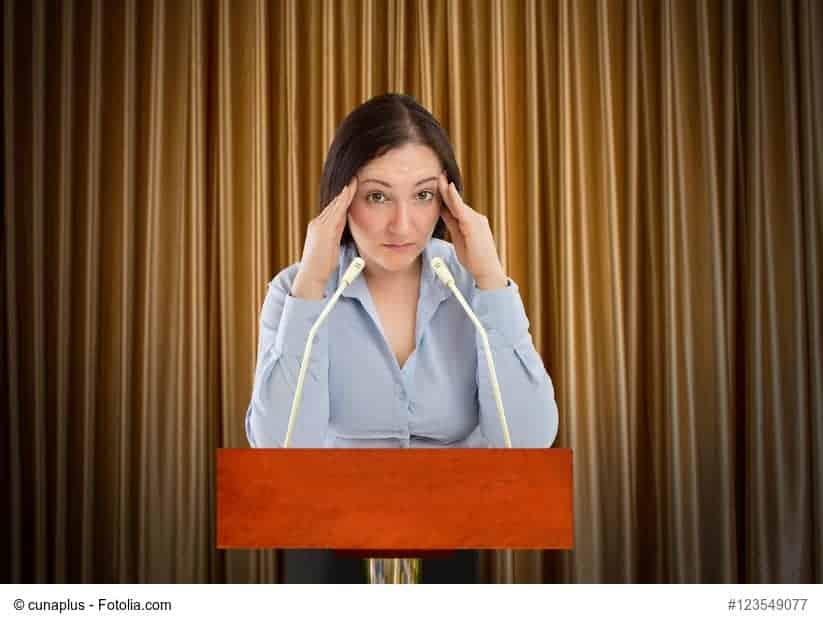 Angst vor Präsentationen überwinden