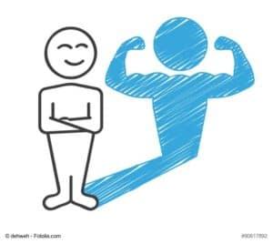 Sprechangst überwinden bedeutet,Nähe zu sich selbst aufbauen und aushalten