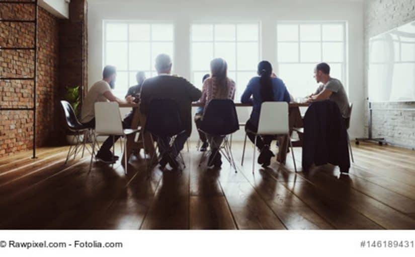 Angst vor Meetings